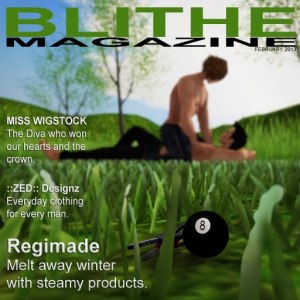 blithe 1.6 cover