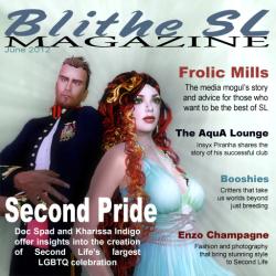 Blithe SL June 2012 Cover