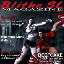 Blithe SL October 2012 Cover